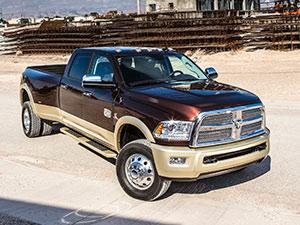 Dodge Ram 3500 4 дв. пикап Ram 3500