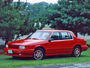 Dodge Spirit 4 дв. седан Spirit