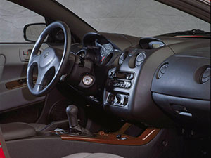 Dodge Stratus Coupe 2 дв. купе Stratus Coupe