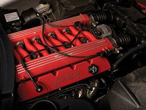 Dodge Viper 2 дв. кабриолет Viper I