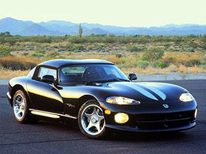 Dodge Viper 2 дв. кабриолет Viper II