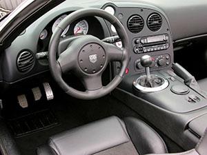 Dodge Viper 2 дв. кабриолет Viper IV