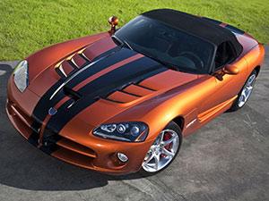 Dodge Viper 2 дв. кабриолет Viper III