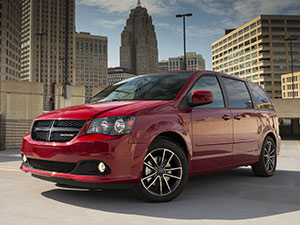 Технические характеристики Dodge Caravan