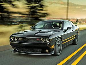 Технические характеристики Dodge Challenger
