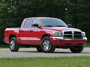 Технические характеристики Dodge Dakota