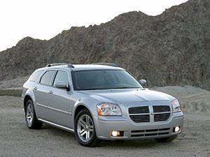 Технические характеристики Dodge Magnum