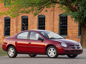 Технические характеристики Dodge Neon