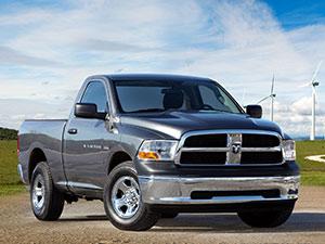 Технические характеристики Dodge Ram 1500