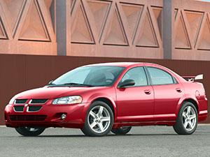 Технические характеристики Dodge Stratus