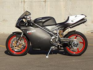Ducati 748 спортбайк 748 S