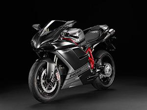 Ducati 848 спортбайк 848