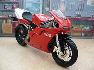 Ducati 996 спортбайк 996 S