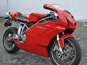 Ducati 999 спортбайк 999