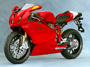 Ducati 999 спортбайк 999 R
