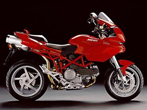 Ducati Multistrada спортбайк Multistrada 1000 DS
