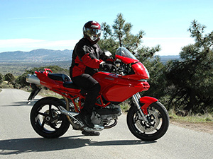 Ducati Multistrada спорт-турист Multistrada 1100