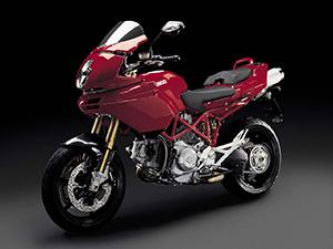 Ducati Multistrada спортбайк Multistrada 1100 S