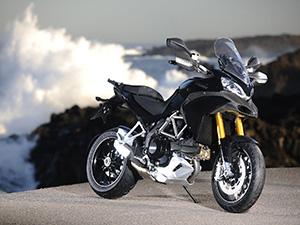 Ducati Multistrada спорт-турист Multistrada 1200S
