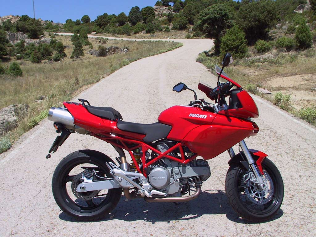 Ducati St  Specifications