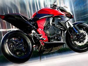 Ducati Streetfighter спортбайк Streetfighter