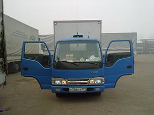 FAW 1041 2 дв. борт-тен 1041