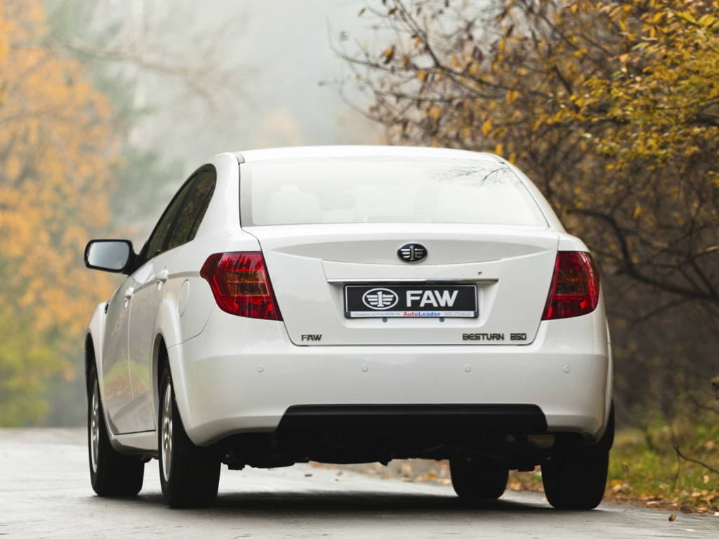 FAW (ФАВ) Besturn B50 2012- г.