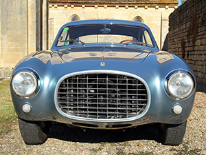 Ferrari 250 2 дв. купе 250 Europa