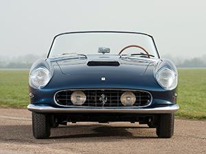 Ferrari 250 2 дв. кабриолет 250 GT