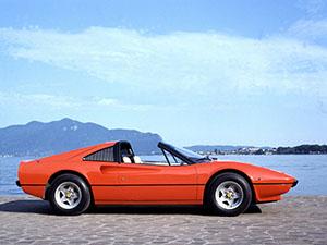 Ferrari 308 2 дв. кабриолет 308 GTB