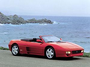 Ferrari 348 2 дв. кабриолет 348 Spider