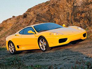 Ferrari 360 Modena 2 дв. купе 360 Modena