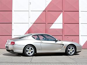 Ferrari 456 2 дв. купе 456