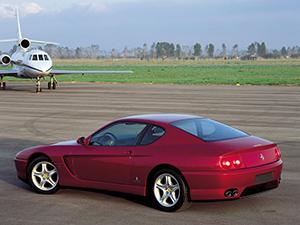 Ferrari 456 GT 2 дв. купе 456 GT