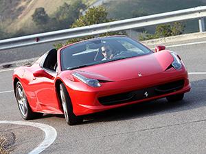 Ferrari 458 2 дв. купе 458 Spider