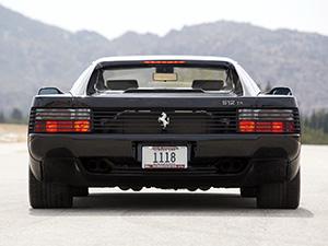 Ferrari 512 TR 2 дв. купе 512 TR