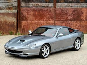 Ferrari 550 Maranello 2 дв. купе 550 Maranello