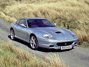 Ferrari 575 M Maranello 2 дв. купе 575 M Maranello
