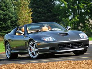 Ferrari 575 M Maranello 2 дв. кабриолет Superamerica