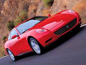 Ferrari 612 Scaglietti 2 дв. купе 612 Scaglietti