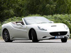 Ferrari California 2 дв. кабриолет California