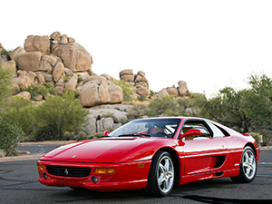 Ferrari F355 2 дв. купе F 355 Berlinetta