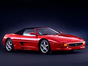 Ferrari F355 2 дв. кабриолет F 355 Spider
