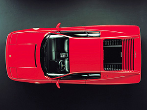 Ferrari F 512 2 дв. купе F 512 TR