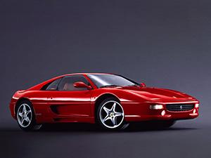 Ferrari F 355 Berlinetta 2 дв. купе F 355 Berlinetta
