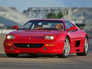 Ferrari F 355 GTS 2 дв. купе F 355 GTS