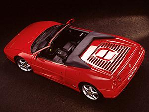 Ferrari F 355 Spider 2 дв. кабриолет F 355 Spider