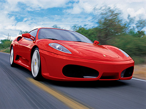 Ferrari F 430 2 дв. купе F 430
