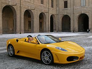 Ferrari F 430 2 дв. кабриолет F430 Spider