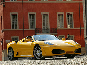 Ferrari F 430 Spider 2 дв. кабриолет F 430 Spider